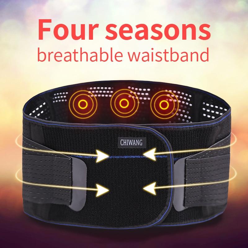 Clearance SaleŸGym-Belt Waist-Warmer Training Belly-Sport-Support Four-Season CHIWANG Flexible