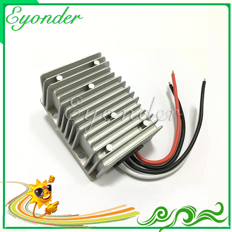 10v 15v 18v 19v 20v <font><b>24v</b></font> 28v 30v Voltage reducer from <font><b>12v</b></font> <font><b>to</b></font> 6v <font><b>40a</b></font> 240w dc <font><b>to</b></font> dc step down buck converter power supply for ebike image