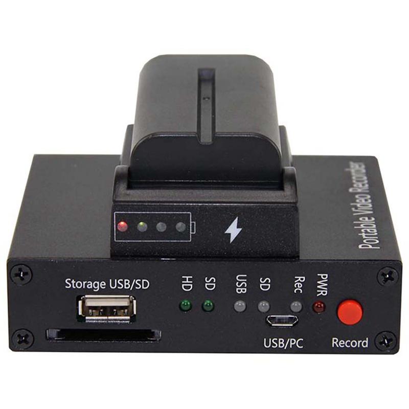 Portable Video Recoder Camera Video CVBS HDMI Capture Box 1080P 576P