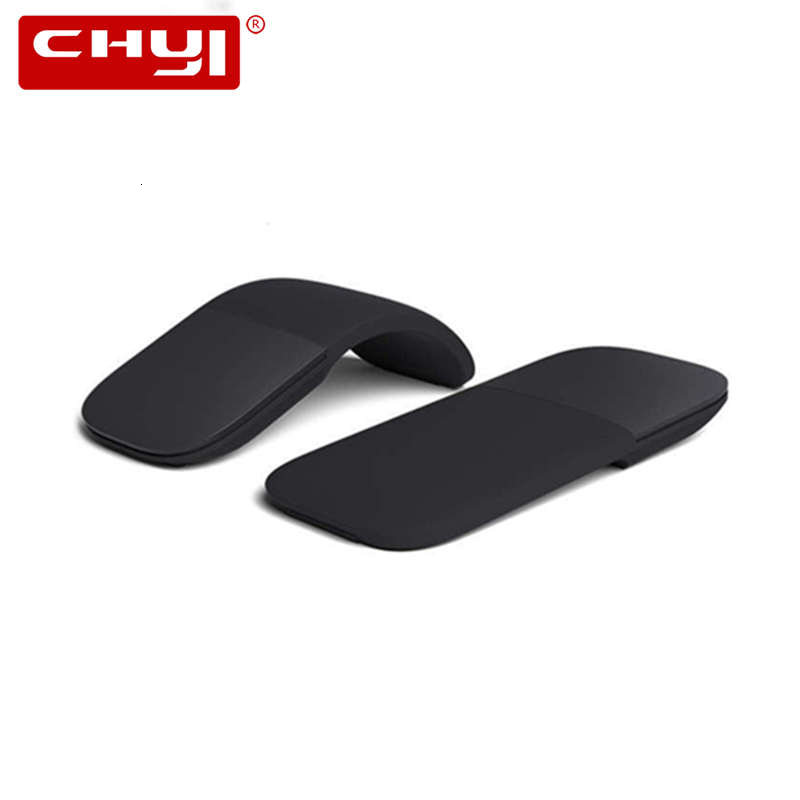 Silent Wireless Computer Mouse Arc Touch Portable Ergonomic USB Mouse Foldable Mice For Microsoft PC Laptop Macbook Aair Pro