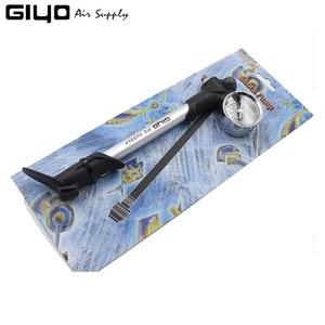 Image 2 - Giyo 300psi MTB Shock Fork Pump Schrader Valve Bicycle Tire Mini Air Inflator Cycling Portable Fork Rear Suspension Hand Pump