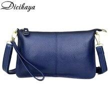 Women Bags Messenger-Bag Pocket Crossbody-Bag Shoulder Female Causal-Cowhide Designer