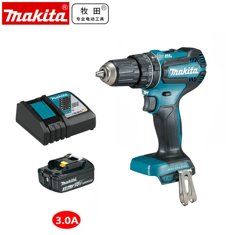 Makita 18V LXT Lithium-Ion Brushless Hammer Drill /& Impact Set NO BATTERIES!