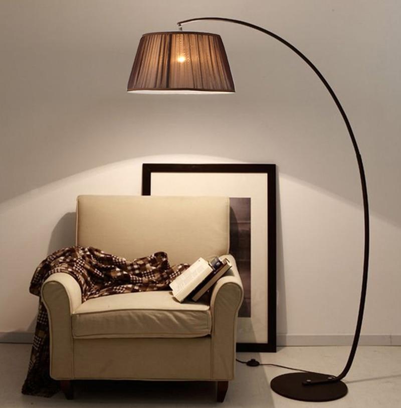 big sale floor lamp standing light for living floor lamp lambader luminaria led standing lamp e27 living room lighting