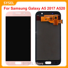 Digitizer Lcd-Display A520-Screen SM-A520 Samsung Galaxy Replacement-Parts TFT