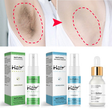 Permanent Hair Loss Products for Men Women Hair Inhibitor Sp