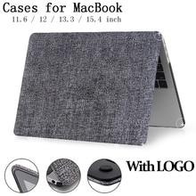 New Laptop Case For Macbook Air 13 Air 11 Retina Pro 13 15 New Touch Bar For Macbook New Air 13 Case Shell Notebook Sleeve все цены