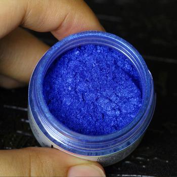 Jadalna żywność w proszku niebieski 10g barwnik pigmentowy do dekorowania chleba ciasto czekoladowe sztuki spożywczej do dekoracji żywności tanie i dobre opinie -KSYF-