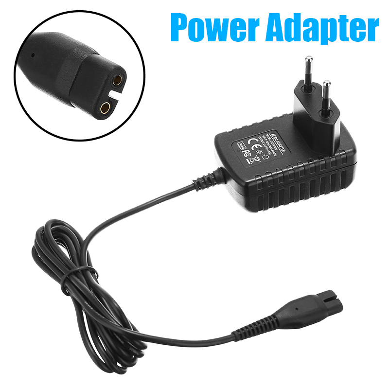 For Karcher WV1 WV2  WV50 WV51 1PC Mains Battery Power Charger EU Plug Lead Cable Window Vacuum Cleaner Charging Adapter