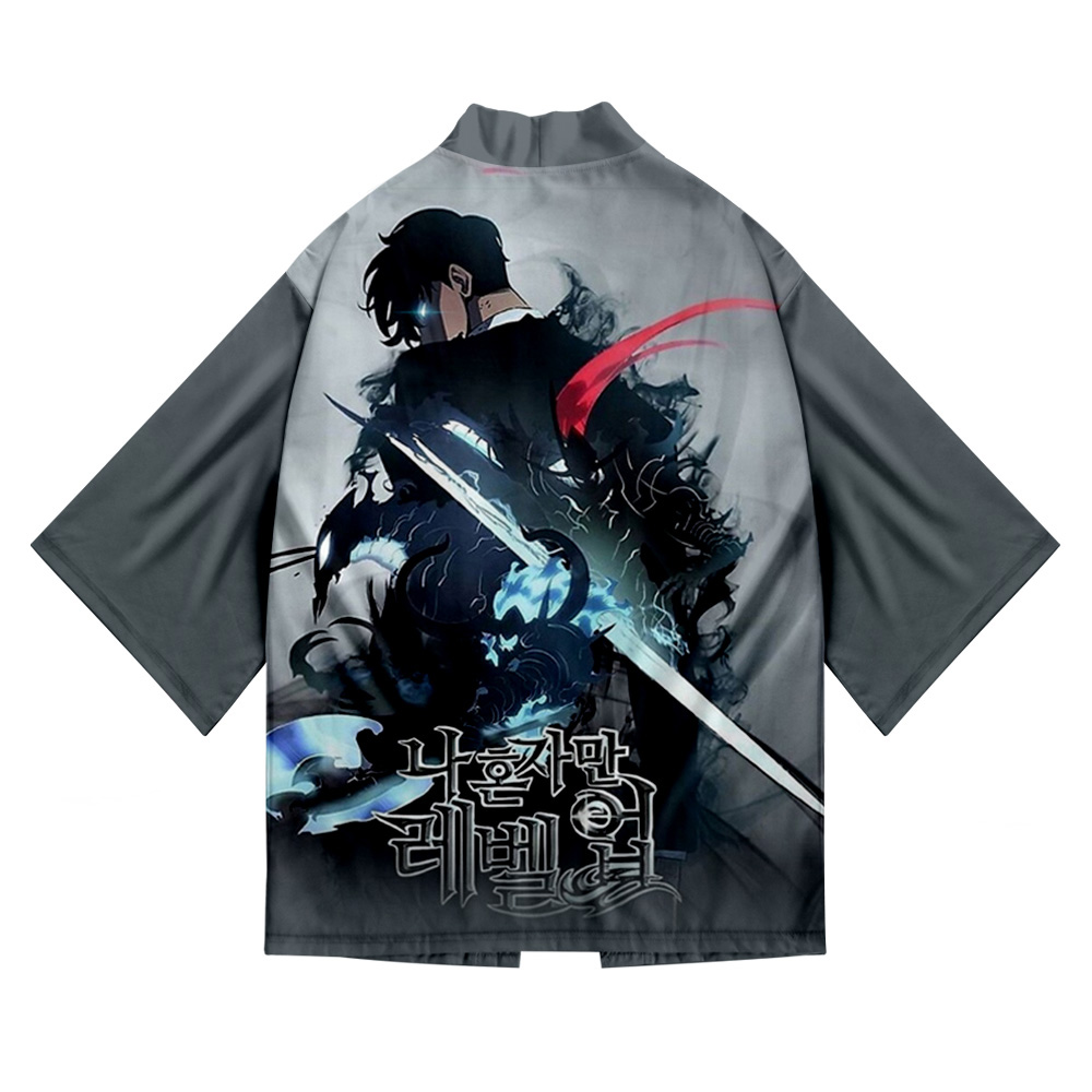 - Solo Leveling Merch Store