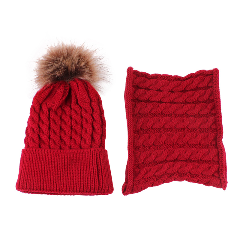Baby Hat Red