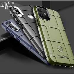 Military Army Green Case For Xiaomi Redmi Note 5 6 7 8 T 8T 9S 9 Pro Max Cover Case Redmi 8A 8 7A 7 6A 6 5 Plus K20 K30 Pro Zoom
