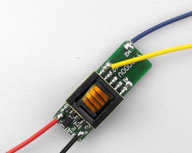 9v Battery Booster Pulse High Voltage Arc Generator Lighter Module Sub Control Transformer