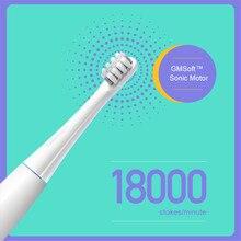 Головки для электрической зубной щетки Xiaomi Youpin DR.BEI для электрической зубной щетки GY1, 2 шт./упак., сменные головки для зубной щетки