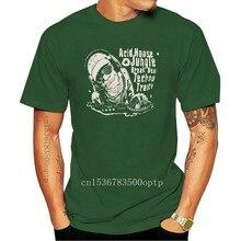 Acid House Jungle T-Shirt S-2XL Mens Breakbeat Techno Trance Music Festival 2020 street wear T shirt
