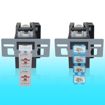 YJX- 001N Built-in ticket machine amusement machine lottery ticket long and short ticket universal du boisgobey fortuné the red lottery ticket
