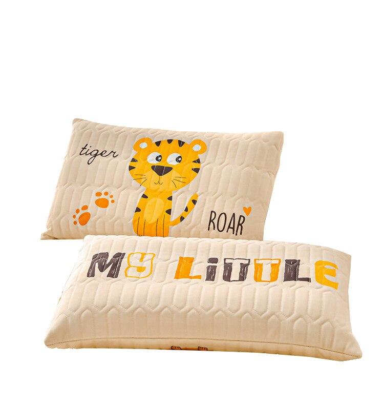 Baby Bedding Sleeping Pillow Prevent Flat Orthopedic Children Kid Neck Shaping Memory Foam Pillow 30*50cm