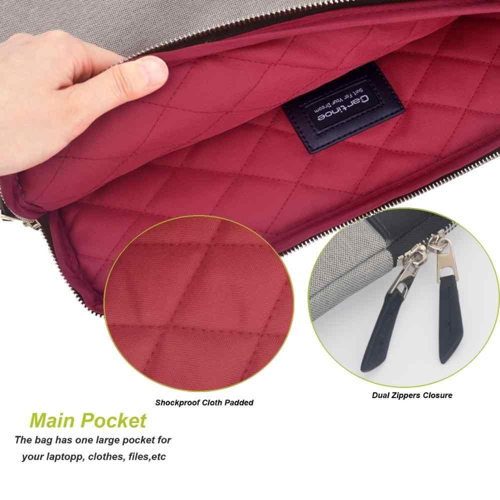 حقيبة كمبيوتر محمول مقاومة للماء 13.3 بوصة ل ماك بوك برو 13 حقيبة دفتر حقيبة 12 بوصة محمول رسول ل ماك بوك اير 13,12 حقيبة لابتوب