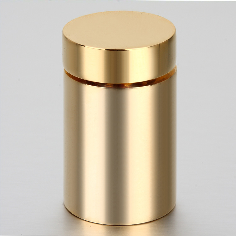 Unifitting Manufacturers Customizable Direct Selling Copper Solid Advertising Nail Signs Holder Sign Decoration Screw