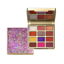ZHENDUO 12 Colors shimmer Matte velvet Glitter EyeShadow Palette Beauty Makeup