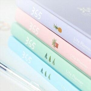 Image 4 - 365 agenda anual agenda planejador colorido página interna ilustração diário plano bala diário diário registro vida papelaria presentes