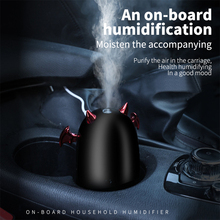 Car-Air-Humidifier Nano-Spray Color-Lights Electricity Office Clean for Skin Mute-Design