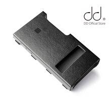 DD C-Q5 кожаный чехол для FiiO Q5 или Q5S USB DAC AMP, AMP Комплект чехол