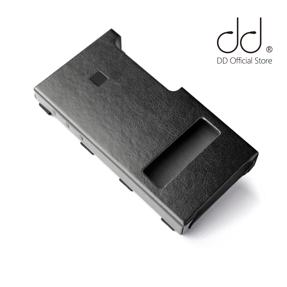 DD C-Q5 Leather Case For FiiO Q5 Or Q5S USB DAC AMP, AMP Bundling Case.