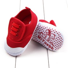 Casual Canvas Sneaker for Baby Classic Canvas Baby Shoes First Walker Fashion Ba