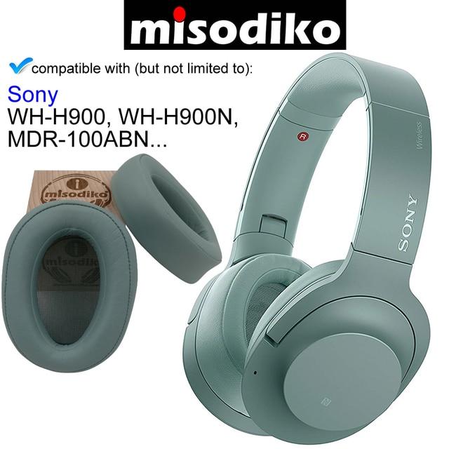 Misodiko – Kit de coussinets doreille de remplacement, pour SONY h. Ear on, pièces de réparation pour écouteurs