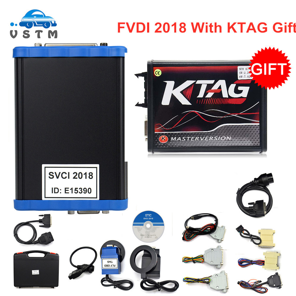 2019 FLY FVDI 2018 covers all functions of FVDI 2014, 2015, and covers most functions of VVDI2 FVDI AVDI 18 software fvdi v2018-in Electrical Testers & Test Leads from Automobiles & Motorcycles on