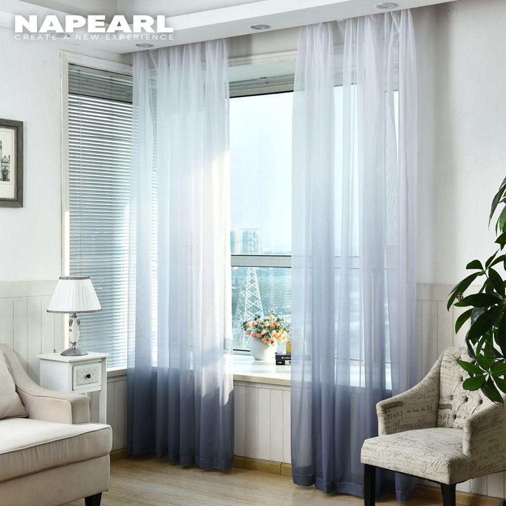 voile voilage rideau arc en ciel couleur tulle tissus fenetre rideau pret a l emploi porte balcon cuisine moderne rideau enfant chambre solide