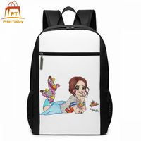 Soy Luna Backpack Soy Luna Backpacks Multifunction Teenage Bag Man Woman High quality Print School Bags