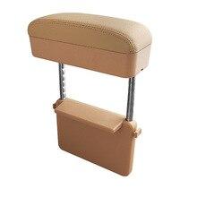 For All Models Armrest Support Elbow Pad Armrest Extender Console Storage Arrangement Adjustable Height Comfortable Armrest Pad