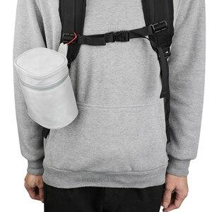 Image 4 - Saklama çantası Dji Mavic mini durumda Drone ve uzaktan kumanda taşıma çantası taşınabilir fermuar seyahat çantası aksesuarları