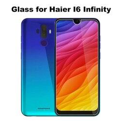 На Алиэкспресс купить стекло для смартфона for haier i6 infinity tempered glass high quality new film explosion-proof screen protector for haier i6 infinity