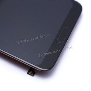 Image 4 - Dla HUAWEI Honor 10 wyświetlacz rama ekranu dotykowego dla Huawei Honor 10 wyświetlacz LCD na Col L29