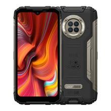 Doogee s96 pro telefone áspero 6350mah 20mp infravermelho visão noturna helio g90 octa núcleo 8 + 128gb 6350mah 48mp redondo quad câmera telefone
