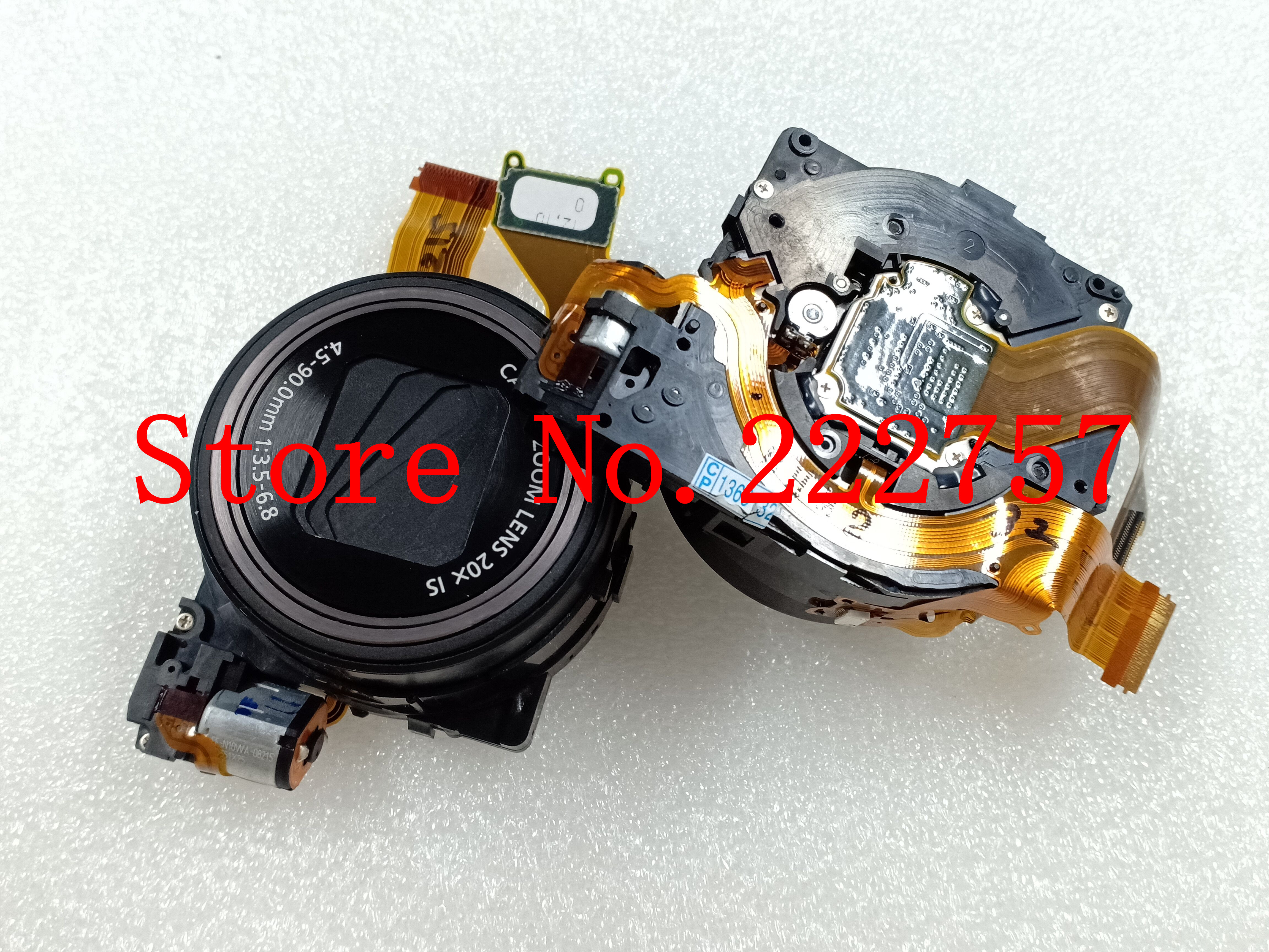 95%NEW Lens Zoom Unit For CANON FOR PowerShot SX240 SX260 HS Digital Camera Repair Part + CCD|united| |  - title=