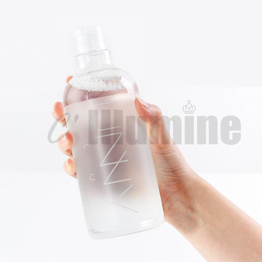 Corée du sud nettoyage en profondeur démaquillage élimination de l'eau maquillage résiduel doux Non irritant yeux amovibles lèvres 500ml