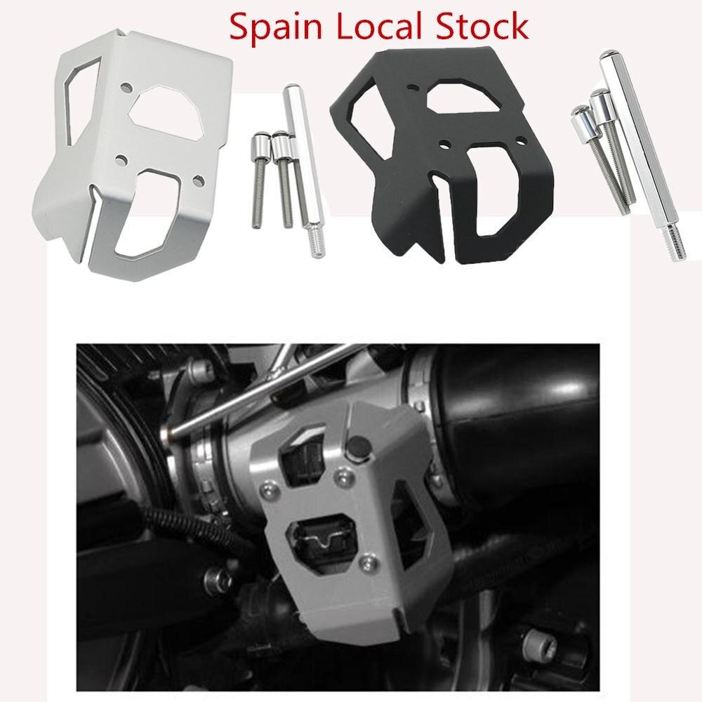 Acessórios da motocicleta acelerador protentiômetro capa guarda protetor para bmw r1200gs r 1200 gs r1200 1200gs 2005-2012 2006
