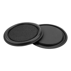 Image 2 - AIYIMA 2Pcs 5 6 8 Inch Woofer Speaker Passive Radiator Sponge Edge Diaphragm Auxiliary Strengthen Bass Vibration Membrane