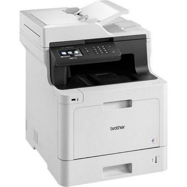 Laser Fax Printer Brother FEMMLF0123 MFCL8690CDWT1BOM 31 Ppm USB WIFI