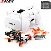 EMAX Tinyhawk II-dron de carreras teledirigido, versión RTF/BNF, con Control remoto, 115mm, 2,5 pulgadas, F4, 5A, ESC, FPV