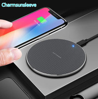 Fast Charger +Type C Receiver Connector for Huawei nova 6/nova 6 SE/Y9s Wireless Charging Pad Power Case Phone Accessory Wireless Chargers     -