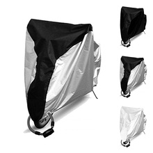 New Bike Rain Dust Cover Waterproof Outdoor Bicycle Protector For Utility Cycling UV 3 Colors
