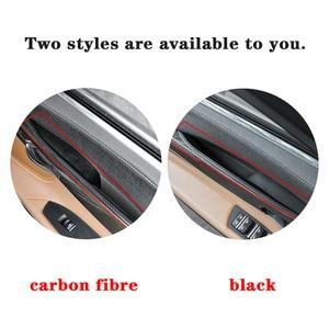 Image 2 - Xe bên trong tay nắm cửa Cho F01 F02 LHD RHD BMW 7 Series xe chất lượng cao cửa nội thất Trái phải cửa tay cầm tốt hơn thay thế
