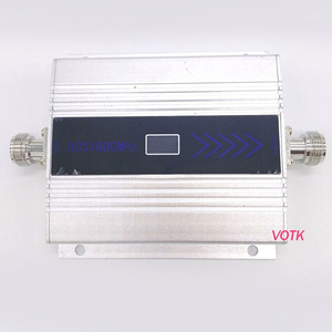 Image 2 - VOTK 4G  signal booster  mobile phone 4G signal repeater high gain 1800mhz LTE signal amplifier WITH INDOOR ANTENNA