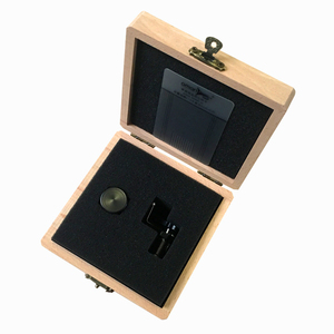 Image 3 - Elevador de brazo automático de alta gama para discos tocadiscos LP, regla de discos de vinilo con caja de madera, embalaje T0889, 1 Uds.