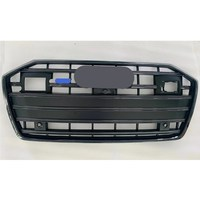 Suitable for Audi A6/S6 C8 2019 2020 with ACC car front bumper grille center grille (dedicated to S6 style)